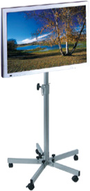 karaoke TV Stand For LCD or Flat Panel Monitor